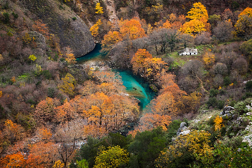 landscape greece παναγία εκκλησία ποτάμι ποταμόσ ζαγοροχώρια ζαγόρι βίκοσ βοϊδομάτησ πήγεσ