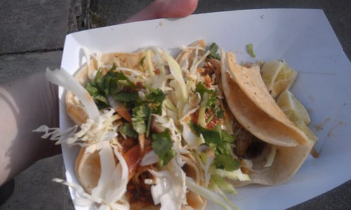 Lloyd's Tacos at BuffaLoveFest