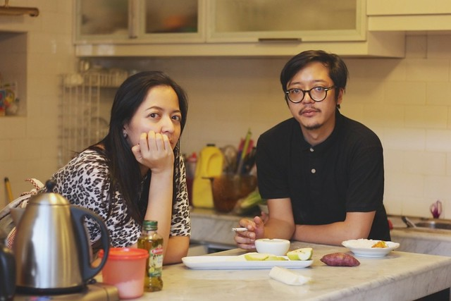 Syagini Ratna Wulan & Zanun Nurangga