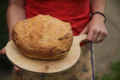 dit is nu eens een brood