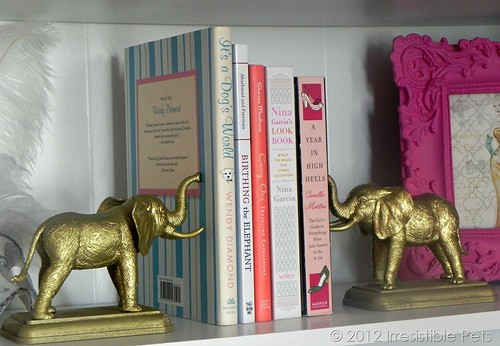 Irresistablepets Bookends