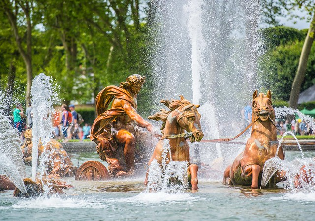 Apollo's Fountain