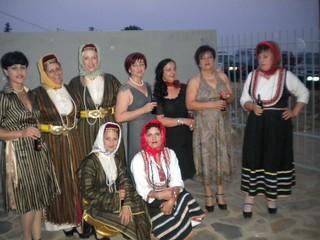 Τα σμυρνέϊκα τραγούδια : εκδήλωση του συλλόγου τυρνάβου