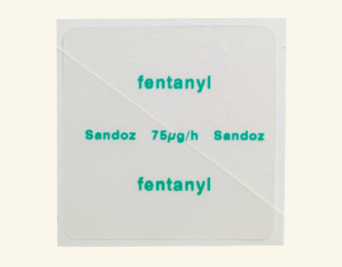 Fentanyl patch highest dose of valium