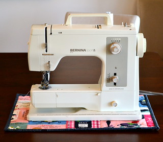 Non-Slip Sewing Machine Mat Tutorial