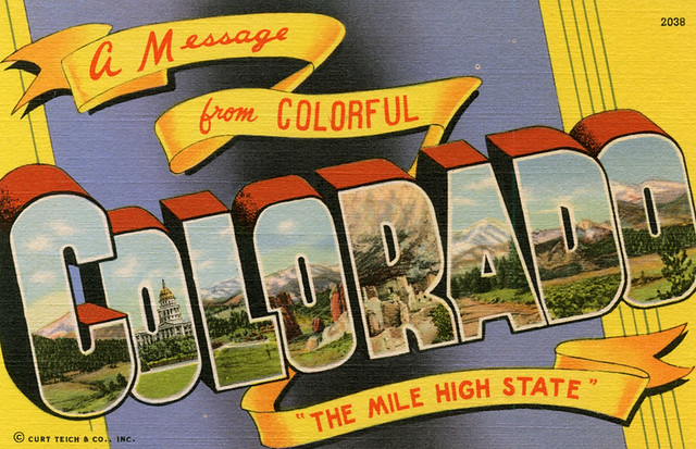 A Message from Colorful Colorado,