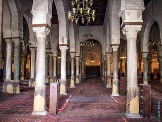 Grande Mosquée de Kairouan (09)