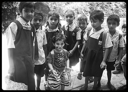 Marziya Shakir And Her Fan Club,,, by firoze shakir photographerno1