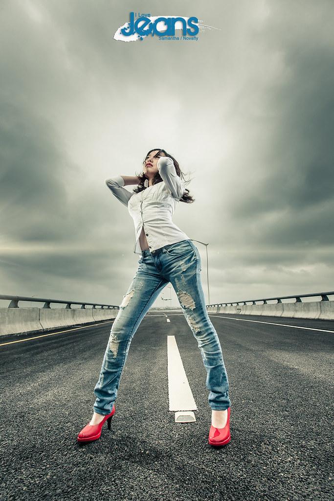[書書] I Love Jeans