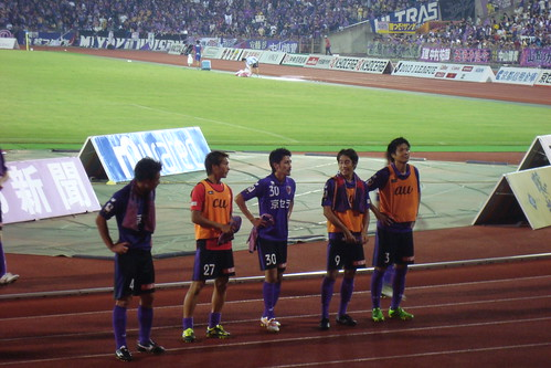 2013/07 J2第26節 京都vs福岡 #05
