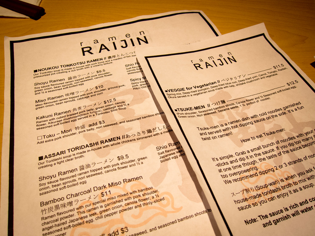 Ramen-Raijin