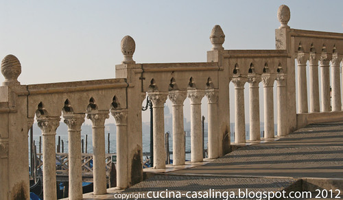 Venedig Treppe