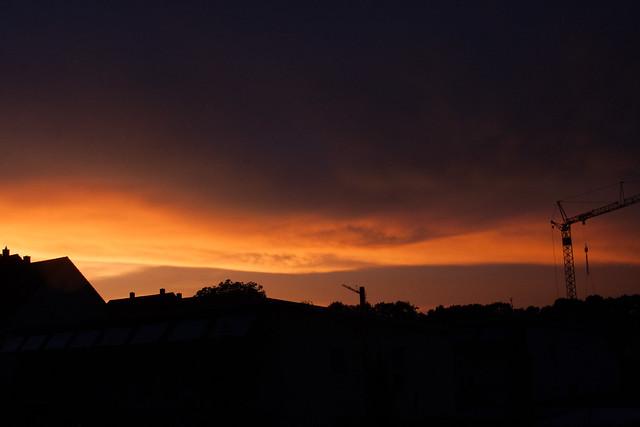 Mammatus, Sonnenuntergang IMG_16594