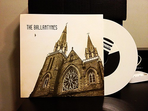 "The Ballantynes - Faith/Velvet 7"" by Tim PopKid"