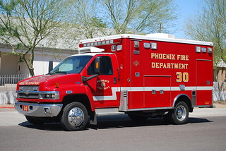 Phoenix Fire Dept. Rescue 30