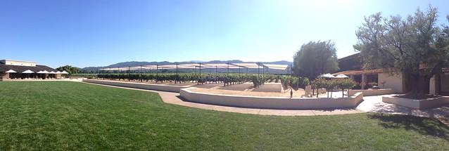 A Napa Valley winery.