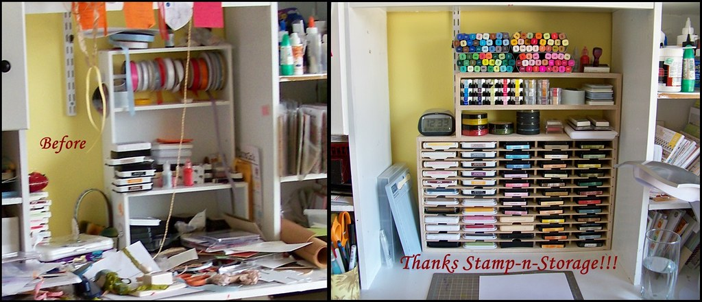 Before and after Ink Storage-horz