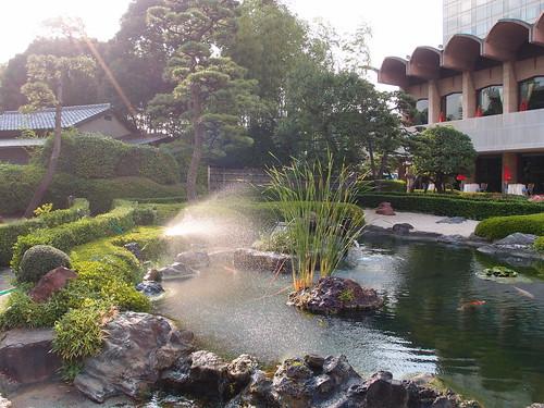Garden of Hotel New Otani Tokyo
