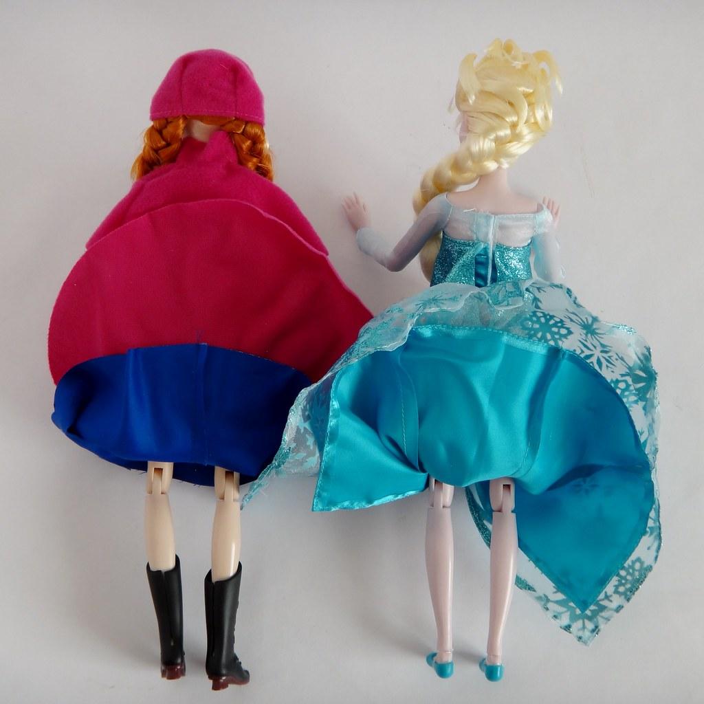Как сделать куклу своими руками эльза