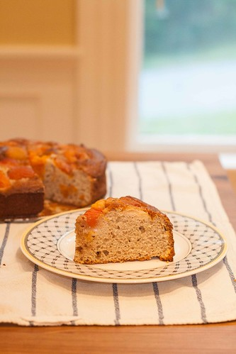 Apricot Rose Ricotta Cake (4 of 4)
