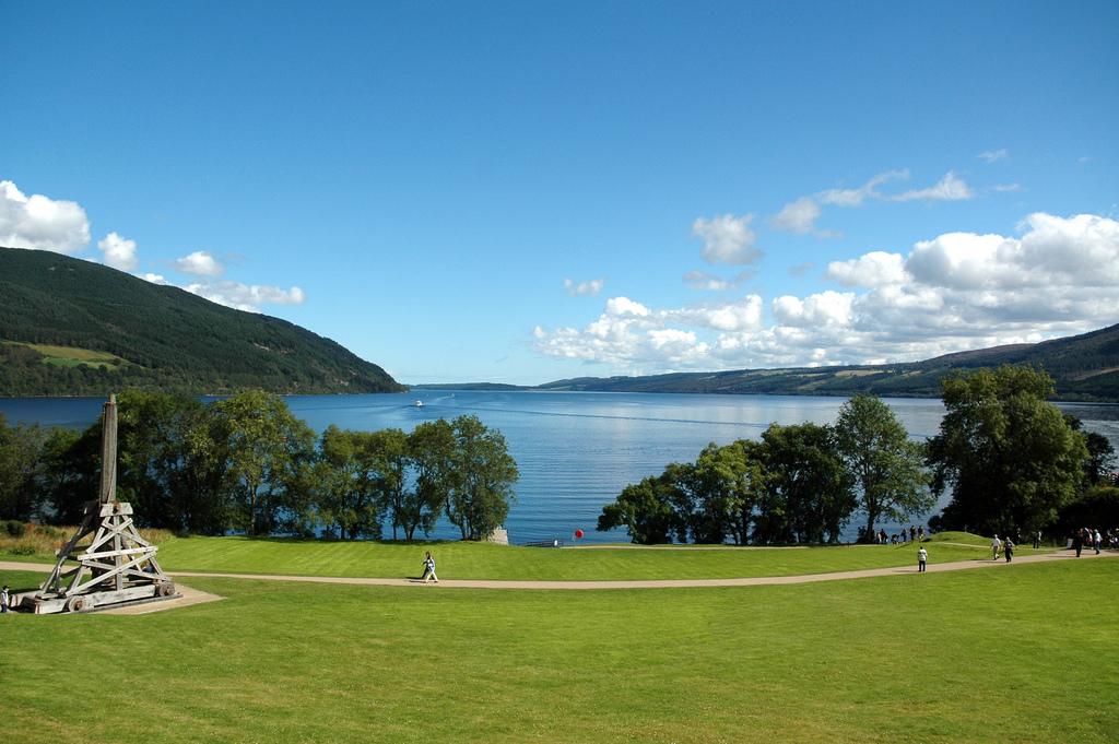 18. El famoso Lago Ness. Autor, Víctor González