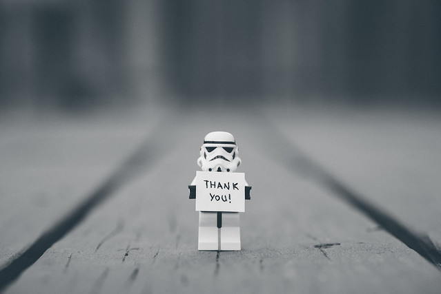 240/365 - Thank You!