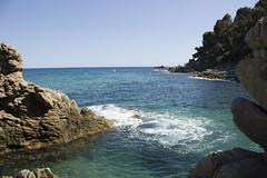 Playa de Santa Cristina, Blanes ,Gerona.