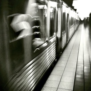 #iphoneonly #iphoneography #instagood #bnw # #jj #photooftheday #subway #septa #septa #train
