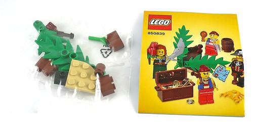 LEGO 850839 Classic Pirate Set 04