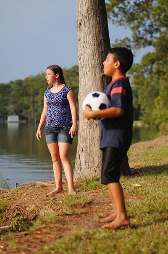 kids outside 50mm nikon soccer nikkor f18 dslr f18g d5100