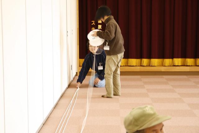 ロープを測って,切るところからはじめよう.