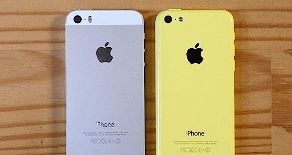 Купить iPhone 5S и 5C