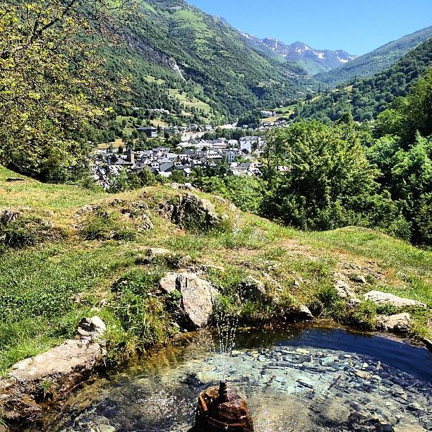 #luzstsauveur #pyrenees #eglise