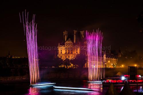Feu d\'Artifice de la Nuit Blanche 2013