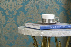 Tea Cup by Match Pewter