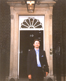 10 Downing St - London