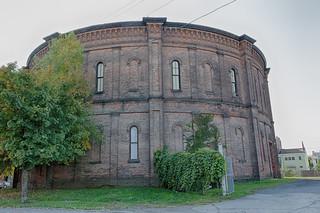 Troy Gasholder House