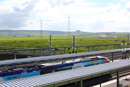 Rheims-Champagne TGV station