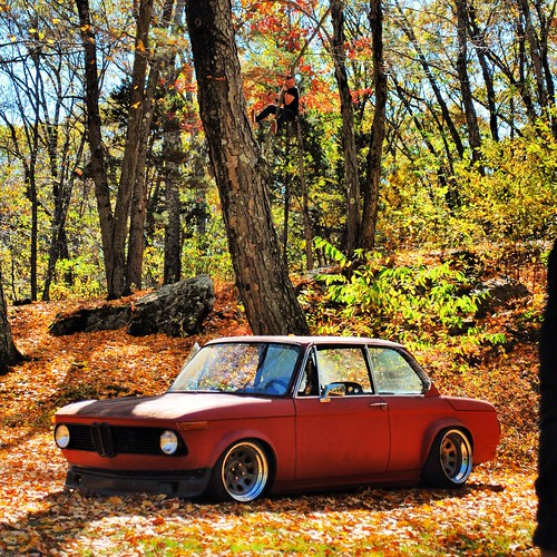 Back From Death- The Revival Of A 74 BMW 2002