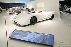 """Porsche Museum """"50 Years of 911"""""""