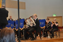 Brassbandfestivalen 2012 - Åsenhöga Missionskyrkas Brass Band