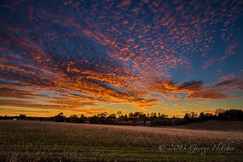 sunset virginia unitedstates leesburg ashburn