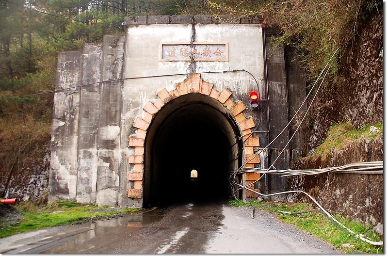合歡山隧道 2