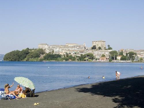 Bolsena See - Capodimonte