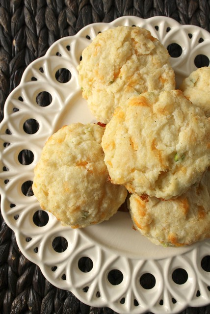 Meaghan Thornhill's Garlic Cheddar Biscuits
