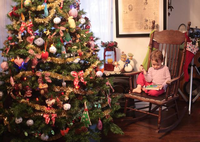 Тихой поступью в праздники