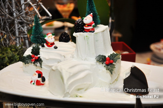 A Magical Christmas Feast Eastin Hotel 13