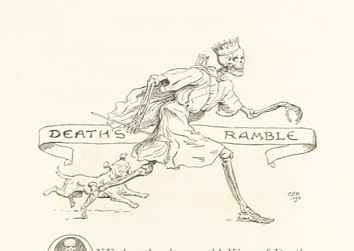 Image taken from page 105 of 'Humorous Poems ... With a preface by A. Ainger, and ... illustrations by C. E. Brock. L.P'