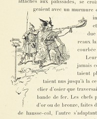 "British Library digitised image from page 45 of ""Paris depuis ses origines jusqu'en l'an 3000 ... Illustré ... par P. Kauffmann, etc"""