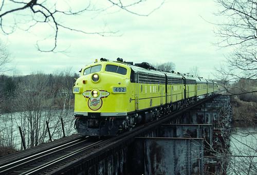 CNW 402 - 3/30/1989